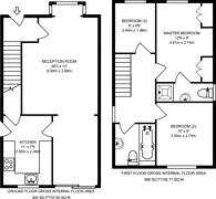 Large floorplan for Alexandra Gardens, Woking, GU21