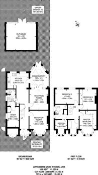 Large floorplan for Leyfield, Worcester Park, KT4