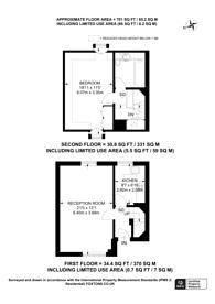 Large floorplan for Richmond Green, Richmond Green, TW9