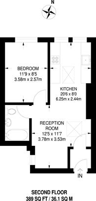 Large floorplan for Ealing Broadway, Ealing Broadway, W5
