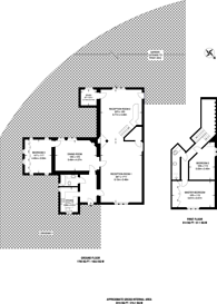 Large floorplan for St Johns Road, Isleworth, TW7