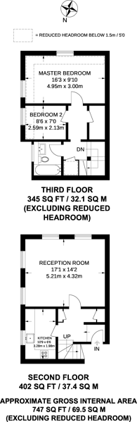 Large floorplan for Shepherds Market, Mayfair, W1J