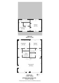 Large floorplan for Plympton Street, Lisson Grove, NW8