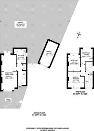 Large floorplan for Rockhampton Close, West Norwood, SE27