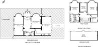 Large floorplan for Bryan Avenue, Willesden Green, NW10
