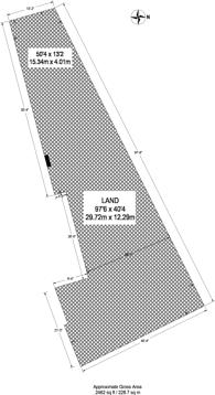 Large floorplan for Portland Road, South Norwood, SE25