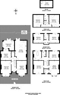 Large floorplan for West Norwood, West Norwood, SE27