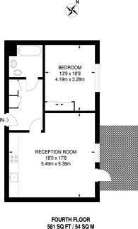 Large floorplan for Park Royal, Park Royal, NW10