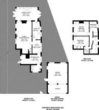 Large floorplan for Guildford, Normandy, GU3