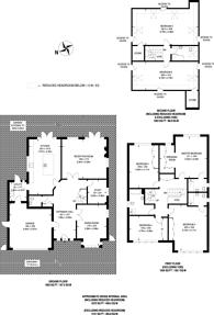 Large floorplan for Scotts Lane, Beckenham, BR2