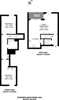 Large floorplan for Bermondsey Works, Bermondsey, SE16