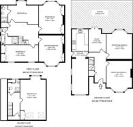 Large floorplan for Devonshire Gardens, Grove Park, W4
