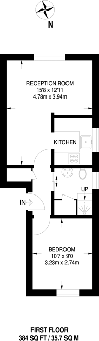 Large floorplan for Rawsthorne Close, Silvertown, E16