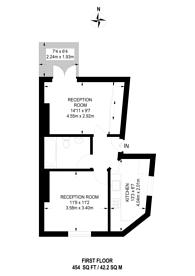 Large floorplan for Inworth Street, Battersea, SW11