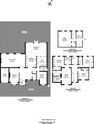Large floorplan for Nicholas Way, Northwood, HA6