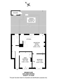 Large floorplan for Matthews Street, Battersea, SW11