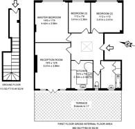 Large floorplan for Kentish Town Road, Camden, NW1