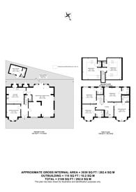 Large floorplan for East Acton Lane, Acton, W3