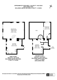 Large floorplan for Thackeray Road, Diamond Conservation Area, SW8