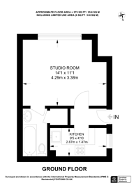 Large floorplan for Avenue Road, South Norwood, SE25