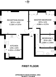 Large floorplan for West Norwood, West Norwood, SE27