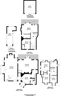 Large floorplan for Perry Hill, Worplesdon, GU3