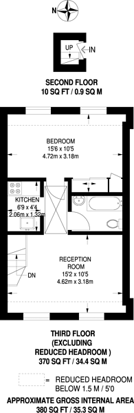 Large floorplan for Chepstow Road, Notting Hill, W2