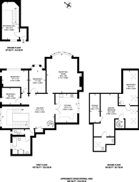Large floorplan for Ivor Close, Guildford, GU1