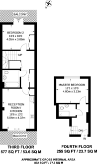 Large floorplan for Pocock Street, Borough, SE1