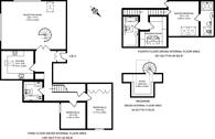 Large floorplan for Hampstead, Hampstead, NW3