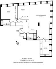 Large floorplan for Shad Thames, Shad Thames, SE1