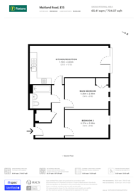 Large floorplan for Maitland Road, Stratford, E15
