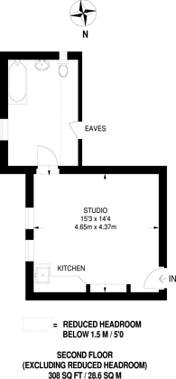Large floorplan for Perryn Road, Acton, W3