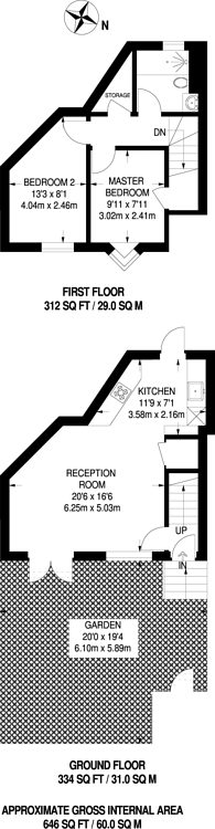 Large floorplan for Francis Close, Isle Of Dogs, E14