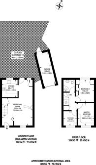 Large floorplan for Livesey Close, Kingston, KT1