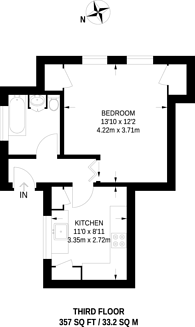 Large floorplan for Deptford Church Street, Deptford, SE8