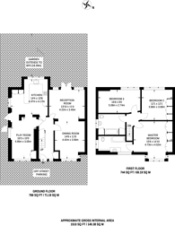 Large floorplan for Wentworth Road, Golders Green, NW11