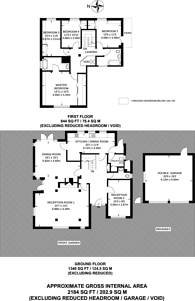 Large floorplan for Heritage View, Harrow, HA1
