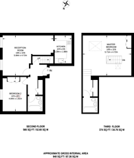 Large floorplan for Royal Drive, Friern Barnet, N11