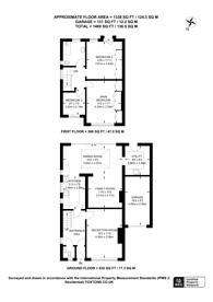 Large floorplan for Guildford, Onslow Village, GU2