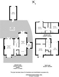 Large floorplan for Forster Road, Queen Elizabeth Park, GU2