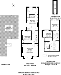 Large floorplan for Tooting, Tooting, SW16