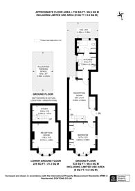 Large floorplan for Martyr Road, Guildford, GU1