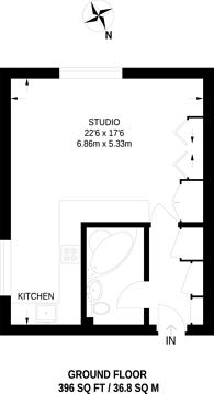 Large floorplan for Postern Green, Enfield, EN2
