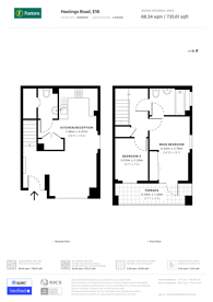 Large floorplan for Hastings Road, Canning Town, E16