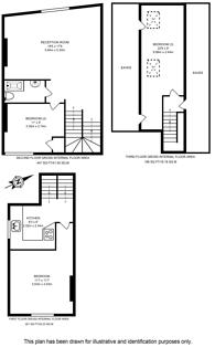 Large floorplan for Heyford Terrace, Vauxhall, SW8