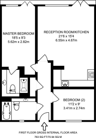 Large floorplan for Meath Crescent, Bethnal Green, E2