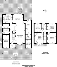 Large floorplan for Round Grove, Shirley, CR0