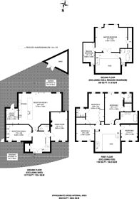 Large floorplan for Forest View Road, Loughton, IG10