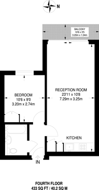 Large floorplan for Colindale, Colindale, NW9